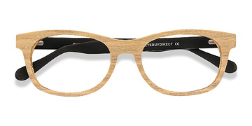 Yellow Panama M -  Fashion Acetate Eyeglasses