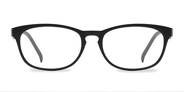 Matte Black Drums XS -  Classic Plastic Eyeglasses