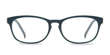Matte Green Drums XS -  Classic Plastic Eyeglasses