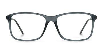 Matte Gray  Pablo -  Plastic Eyeglasses