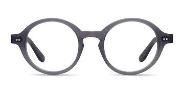 Matte Gray Aprem -  Acetate Eyeglasses