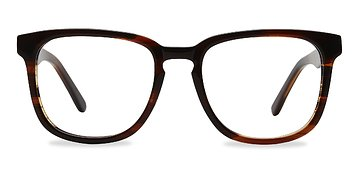 Brown Sail -  Acetate Eyeglasses