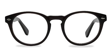 Dark Gray The Loop -  Geek Acetate Eyeglasses