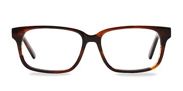 Brown Edit -  Acetate Eyeglasses