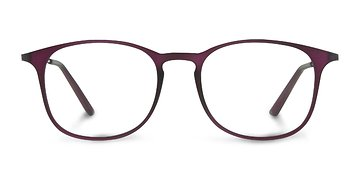 Matte Purple  Little Bit -  Plastic Eyeglasses