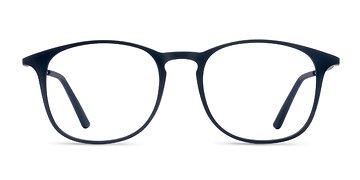 Matte Navy  Little Bit -  Metal Eyeglasses
