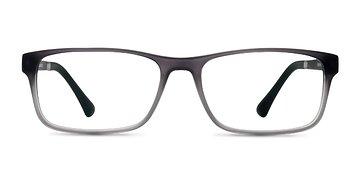 Matte Gray Firefly -  Plastic Eyeglasses