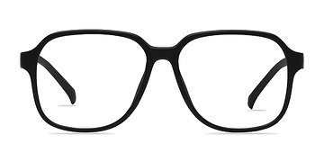 Matte Black Chuckie -  Fashion Plastic Eyeglasses
