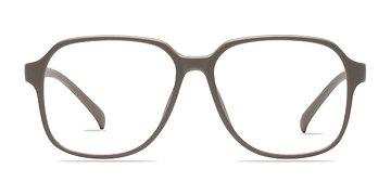 Matte Gray Chuckie -  Fashion Plastic Eyeglasses