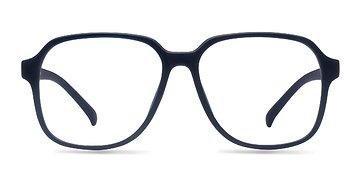 Matte Navy Chuckie -  Fashion Plastic Eyeglasses