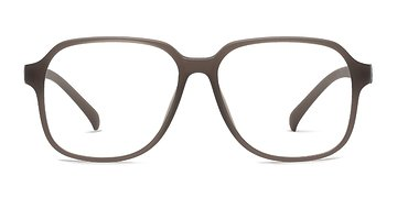Matte Brown Chuckie -  Fashion Plastic Eyeglasses