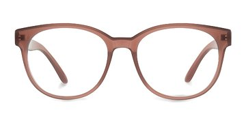 Brown Grace -  Plastic Eyeglasses