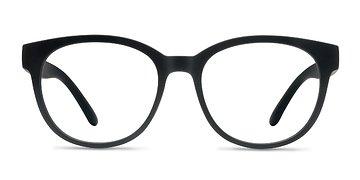 Matte Black Grace -  Fashion Plastic Eyeglasses