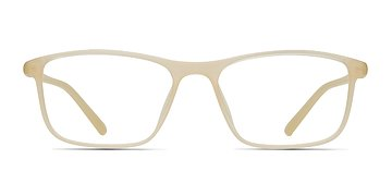 Matte Cream Wyoming -  Plastic Eyeglasses
