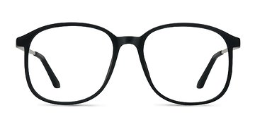 Matte Black Ithaca -  Plastic Eyeglasses