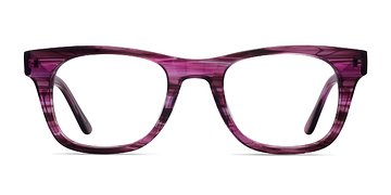 Purple Alisson -  Acetate Eyeglasses