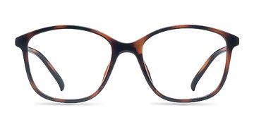 Tortoise Saint Lou -  Fashion Plastic Eyeglasses