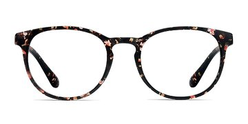 Floral Little Muse -  Plastic Eyeglasses