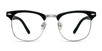 Black Little Coexist -  Metal Eyeglasses