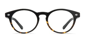 Jet Amber Concept -  Acetate Eyeglasses