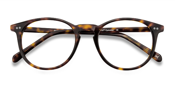 Tortoise Prism - Rflkt Eyeglasses
