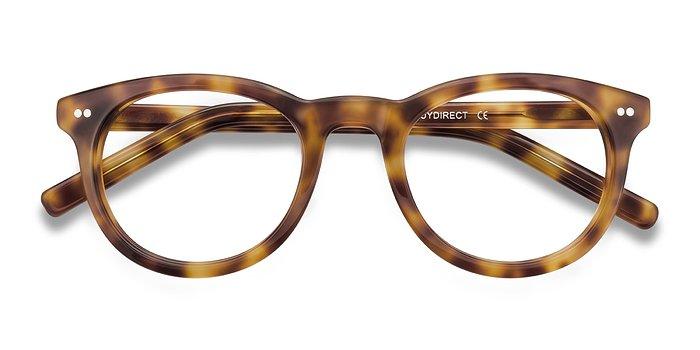 Cinnamon Tortoise Andromeda -  Acetate Eyeglasses