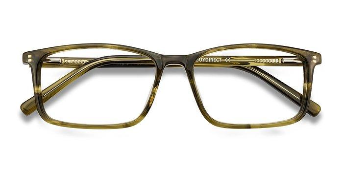 Green Crane -  Acetate Eyeglasses