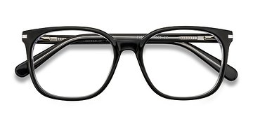 Black Absolutely -  Acetate Eyeglasses