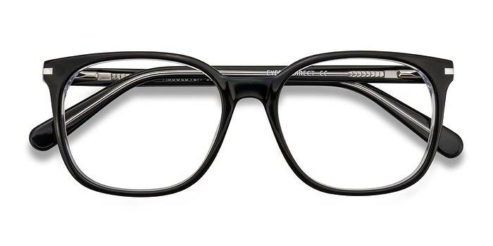 Black Absolutely -  Acetate Eyeglasses