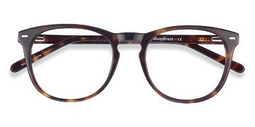 Tortoise Divina -  Acetate Eyeglasses