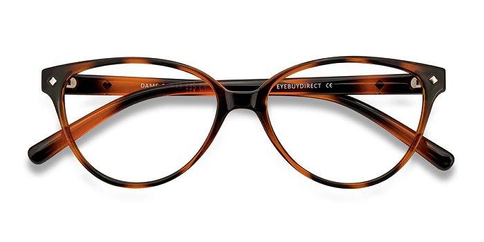 Tortoise Dame -  Plastic Eyeglasses