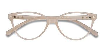 Matte Clear Dame -  Plastique Lunettes de Vue