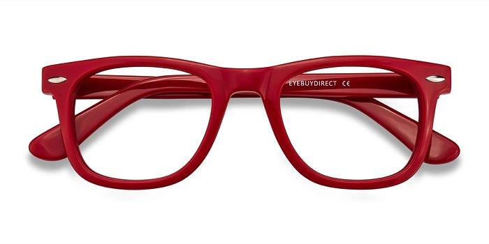 Raspberry Blizzard -  Acetate Eyeglasses