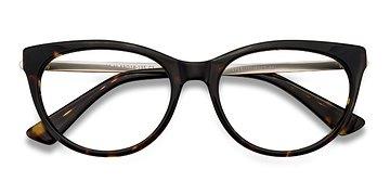 Tortoise Her -  Acetate Eyeglasses