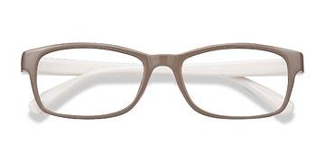 Brown Danny -  Plastic Eyeglasses