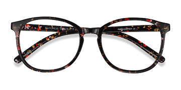 Floral Dutchess -  Plastic Eyeglasses