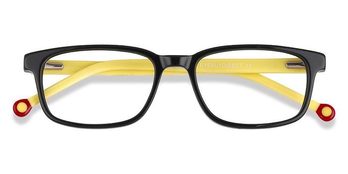 Black Totes -  Acetate Eyeglasses