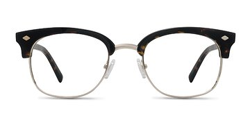 Dark Tortoise  Japan Morning -  Designer Acetate Eyeglasses