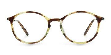 Tortoise  Doc -  Plastic Eyeglasses