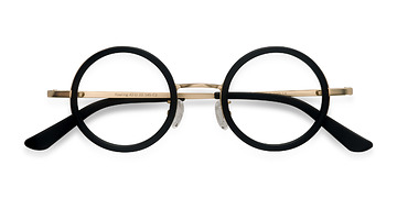 Black Roaring -  Acetate Eyeglasses