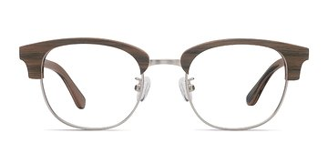 Walnut Bansai -  Wood Texture Eyeglasses