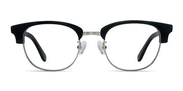 Black Bansai -  Acetate Eyeglasses