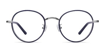 Navy Anywhere -  Acetate Eyeglasses