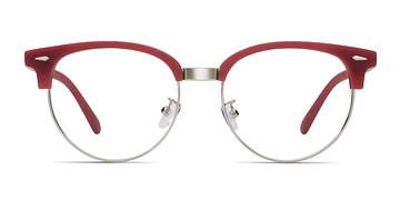 Red Narita -  Metal Eyeglasses