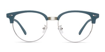 Matte Green Narita -  Metal Eyeglasses