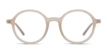 Matte Clear Potter -  Metal Eyeglasses