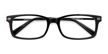 Black Requiem -  Acetate Eyeglasses