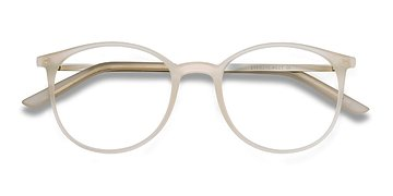 Clear Tangent -  Metal Eyeglasses