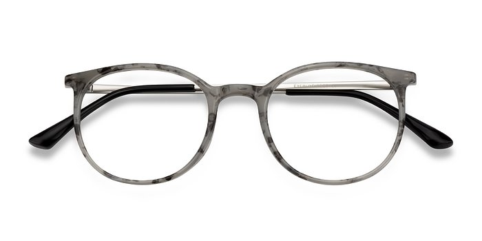 Marble Slate Marilou -  Metal Eyeglasses
