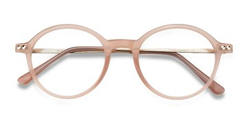 Pink Hijinks -  Plastic Eyeglasses